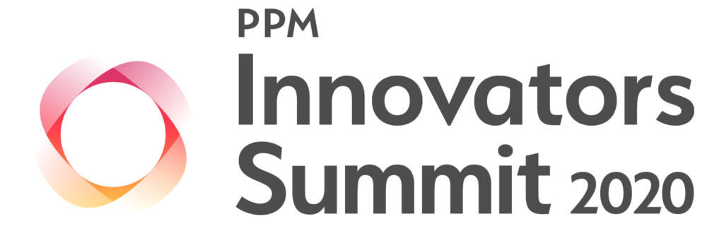 PPM Innovators Virtual Summit PPM Innovators Summit 2020 Logo